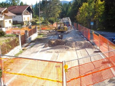 Lavarone - risanamento acquedotto comunale